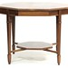 133. Edwardian Octagonal Inlaid Foyer Table