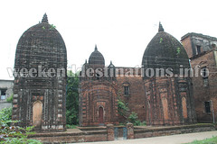 Chandra Mandir near Singee (Weekend Destinations) Tags: singee vilage guest house bardhaman bardaman