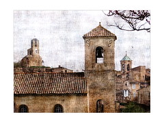 Les 3 Clochers (GCau) Tags: gecau provence france luberon lourmarin church clocher