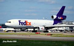 FedEx (coreybrickner) Tags: plane nikon jet twin msp continental cargo heavy freight spotting mem heavies dc10 widebody trijet kmsp avgeek dc1010f triholer n68053 memmsp fdx728