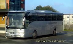 Follow Me Mercedes Tourismo ZGL-44922 Poland (sms88aec) Tags: mercedes tourismo zgl44922 poland
