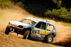 North Wales Autograss (MPH94) Tags: north wales autograss nw car cars auto motor sport motorsport race racing motorracing dirt dirty dust dusty canon 500d 70300 offroad off road fiat