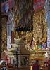 Statues at Sakya Monastery (joeng) Tags: china tibet landscape places temple monastery buddha sakyamonastery sakya