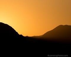 Summer Sunset, Lee Vining Canyon, CA (4 Corners Photo) Tags: 4cornersphoto california color dusk inyocounty inyonationalforest landscape leeviningcanyon leeviningpeak monocounty monodome mountains northamerica rural scenery sierraescarpment sierranevada sky summer sun sunset unitedstates williamsbutte us