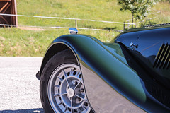 Sexy curves (NaPCo74) Tags: sexy curve curves courbe courbes morgan v8 plus 8 malvern link british classic car historic brg racing green