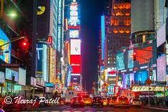 Near Times Square!!.jpg (NP Photo2010) Tags: d90 usa nikon vibrant nightshot newyork afsnikkor50mmf18g 2016 world travel nyc newyorkcity colors streetphotography eastcoast yellow streets downtown