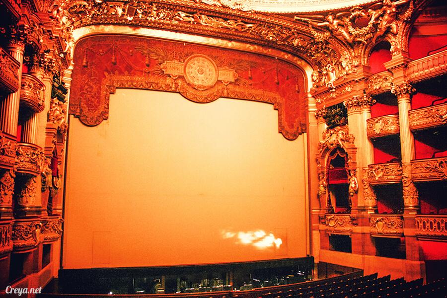 2016.08.21 ▐ 看我的歐行腿▐ 法國巴黎加尼葉歌劇院 12