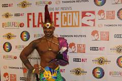 of the sea (istolethetv) Tags: flamecon2016 flamecon2 flamecon cosplay lgbtq lgbtqcosplay cosplayer cosplaying crossplay crossplayer crossplaying kingariel arielcosplay littlemermaidcosplay littlemermaidcrossplay kidcheetah