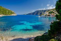 A Postcard from Assos (Rupert Brun) Tags: 2016 greece greek ionian island kefalonia may spring asos peloponnisosdytikielladakeio peloponnisosdytikielladakeionio gr explored