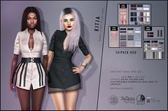 KITJA - Fam Outfit (ᴋɪᴛᴊᴀ) Tags: