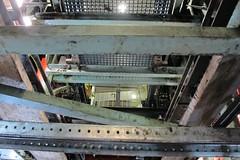 Holborn Esc 1-7 16-09-16 (19) (Funny Cyclist) Tags: escalator stair underground tube london holborn train motor