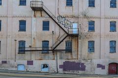 GY8A4798.jpg (BP3811) Tags: fulton gas works abandoned rundown richmond virginia brick fireescape stairs stairway graffiti