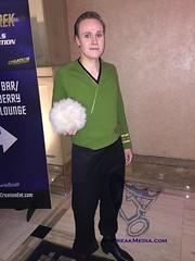 Star Trek  convention 2016-14 (GoFreak Media) Tags: lasvegas startrek star trek convention gofreakmedia data spock klingon thenextgeneration kirk jonjonthephenomenon