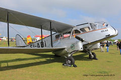 De Havilland DH 89A Dragon Rapide n 6105 ~ EI-ABI (Aero.passion DBC-1) Tags: dbc1 aeropassion david biscove aviation avion plane aircraft meeting airshow fert fertalais cerny temps hlices warbird preserved prserv collection de havilland dh89 dragon rapide eiabi
