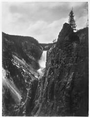 Lower Falls of the Yellowstone River (YellowstoneNPS) Tags: jackson heritagemuseum yellowstonenationalpark gardiner mt usa