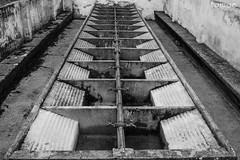 Lost (Natalia Lozano) Tags: bw bn blancoynegro bnw asturias lavaderos washing spain street lastres repetition