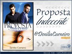 Proposta Indecente (caroliRodrigues-) Tags: banner design divulgacao wattpad