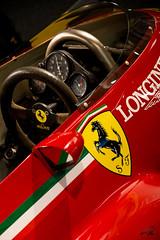 Ferrari 126C (glank27) Tags: ferrari 126c museo maranello karl glanville villeneuve prancing horse cavallino rampante red gilles cockpit canon eos 70d efs 1585mm f3556