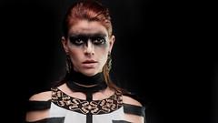 Vero... (Mario Amarilla) Tags: portrait girl glance moment afw backstage duit