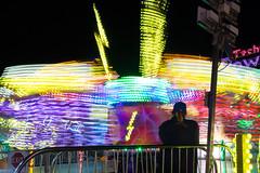 Minnesota State Fiar (benjamin.minneapolis) Tags: statefair minnesota midway ride lights multicolor