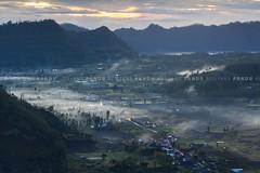 Songan Village (Pandu Adnyana Photography Tour) Tags: baliphotographytour baliphotographyguide balitravelphotography balilandscapephotography balilandscapetour balilandscape bali indonesia batur mount lake sunrise fog dawn valley pinggan