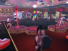 DJAnna007 (As Ks Bvo) Tags: dj music indoor club dance adult nudity shemale chocolatebar party