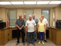 Piatt County Board (raycarlos1) Tags: monticello illinois countyboard government piatt piattcounty local 2016 republican politics