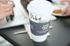 Working at Starbucks (Maggggie) Tags: coffee starbucks 365 working break