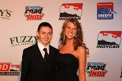 Zach Veach and his date on the red carpet (IndyCar Series) Tags: camera speed canon mark length mode rating eos1d 521 ivexposure 5focal 1000metering 1125fnumber 5610iso