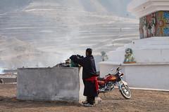 Luqu,Amdo Tibet Region (woOoly) Tags: china chinese amdo tibetan gansu   tibetculture ganan tibetanbuddhist luqu tibetannewyear    hezuo  tibetnewyear  tibetpeople  southofgansu tibetarea  tibetregion xicangtemple