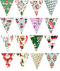 "Christmas Paper Bunting • <a style=""font-size:0.8em;"" href=""http://www.flickr.com/photos/29905958@N04/8281098608/"" target=""_blank"">View on Flickr</a>"