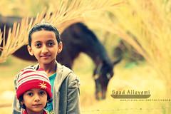 IMG_3087 (ســ ع ـــد :*) Tags: portrait horse beauty طفل حصان بورتريه خيل فرس أطفال عزل