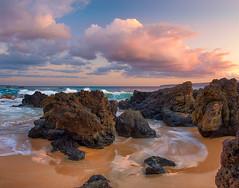 Makena Hideaway (mojo2u) Tags: ocean sunset beach hawaii maui makena nikon2470mm nikond700