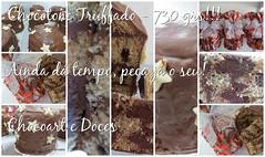 Chocotone 730 grs (Chocoart e Doces) Tags: natal presentedenatal chocotone trufado natal2012 chocotonetruffado