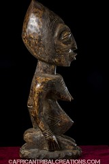 SongyeFigure002b (African Tribal Creations) Tags: wood art mask antique african tribal carving figure congo stool drc creations songe handcarved democraticrepublicofcongo songye wasonga songhay basonge bassongo basongye bayembe