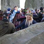 Stonehenge Dancing