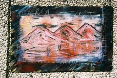 MOUNTAIN CIRCA 98 (RUELLE-CYRIL-ART) Tags: cold art water century painting paper grid women artist contemporary fine paintings arts may free brush peinture butcher leon artists brushes oil handcrafted 1998 inside ruelle visual cyril medias peintures paints artiste the canvases toiles spilliaert crucifictions cyrilruelle cyrilruelleart19962006 cyrilruelleart cyrilruelles
