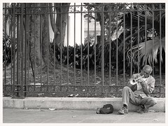 New Orleans (mibric) Tags: neworleans musicien