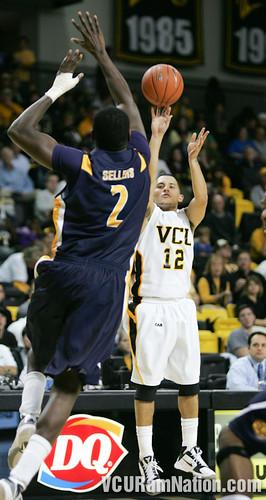 VCU vs. UNCG