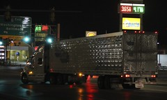 Trucks passing in the night. (jcburns) Tags: breezewood