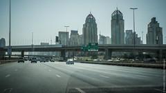 Roads of Dubai (Alexander Zubkov) Tags: highway dubai abudhabi roads   oae
