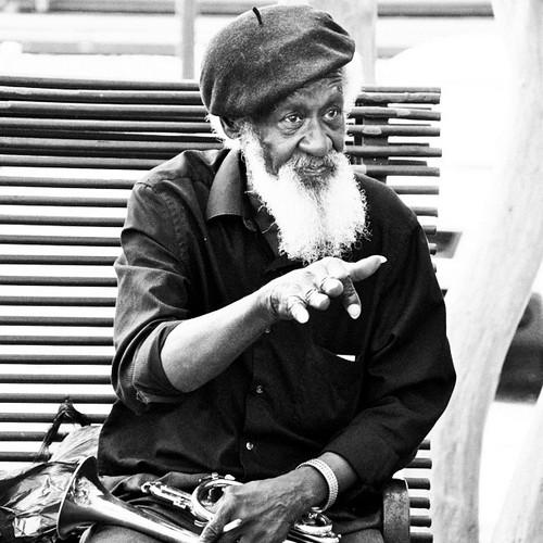 #jazz #musician  #trumpet #street #Snapseed #neworleans #statigram #kimija #ink361 #igerswinnipeg #nikond90
