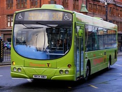 Go North East: 5227 NK54NWA Scania L94UB/Wright (emdjt42) Tags: wright scania gonortheast 5227 nk54nwa