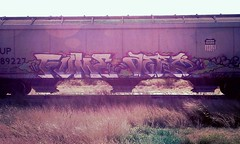 (lazy_on_dro) Tags: graffiti chrome freight aero fume rgv fr8 956 flickrandroidapp:filter=sydney