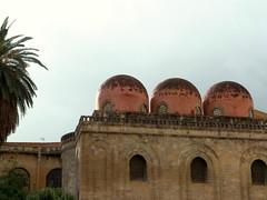 Palermo, long time ago (_EdG_) Tags: church day cloudy norman arab sicily palermo sicilia sancataldo 1160