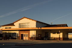 Salinas Amtrak depot (0114) (DB's travels) Tags: california railroad architecture amtrak konomark tempcrr