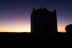 Mertola, Alentejo - A moorish town at sunset (andreroseta) Tags: winter sunset sun green portugal canon landscape town december moorish 7d monuments alentejo 2012