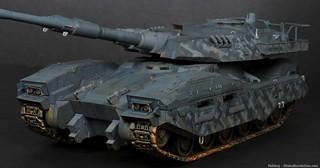 M61A5 Semovente - FIN 1 by Judson Weinsheimer