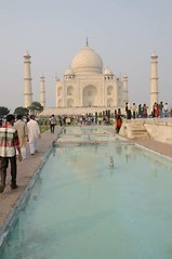 The Taj Mahal (thatmanwithacamera) Tags: india tajmahal agra
