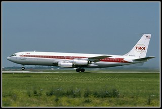 N763TW Trans World Airlines  - TWA